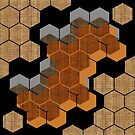 Hexagon by dominiquelandau