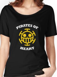 ONE PIECE - Pirates Of Heart Women's Relaxed Fit T-Shirt