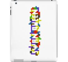 Swan Queen Tetris iPad Case/Skin