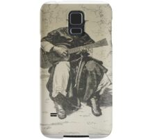 Argentine Gaucho from Butch Cassidy's time Samsung Galaxy Case/Skin