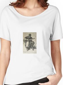 Argentine Gaucho from Butch Cassidy's time Women's Relaxed Fit T-Shirt