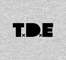 TDE Black Logo Hoodie