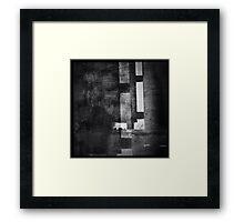 Monochrome 6 Framed Print