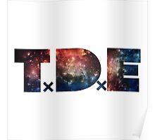 TDE Galaxy Poster