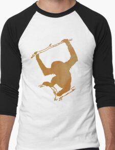 Gibbon Men's Baseball ¾ T-Shirt