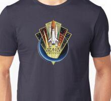 Space Shuttle Program logo Unisex T-Shirt