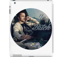 Yo Bitch - Jesse Pinkman iPad Case/Skin
