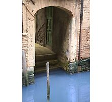 ......the other Venice.... Photographic Print