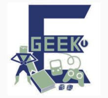 Geek*E Podcast Logo One Piece - Long Sleeve