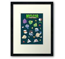 Nuclear Throne Framed Print