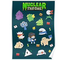 Nuclear Throne Poster