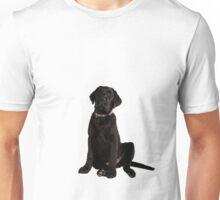 black labrador retriever puppy Unisex T-Shirt