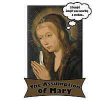 The Assumption of Mary Photographic Print