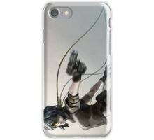Ghost in the Shell - Kusanagi iPhone Case/Skin