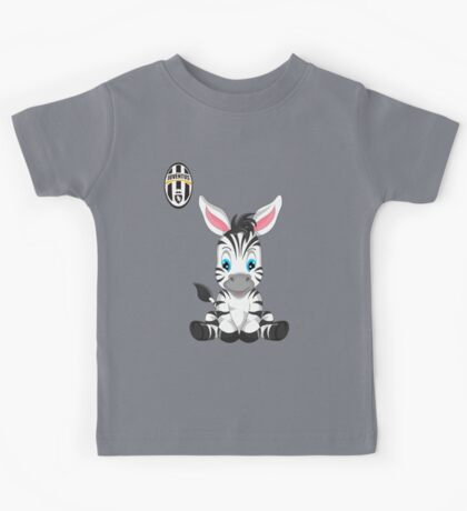 Juventus Fc Baby girl supporter Kids Tee