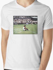 Richie Tenebaum Mens V-Neck T-Shirt