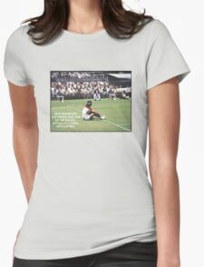 Richie Tenebaum Womens Fitted T-Shirt