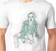 Taehyun scribble Unisex T-Shirt