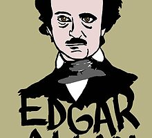 Edgar Allan Poe by Logan81
