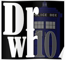 Doctor 10 Poster