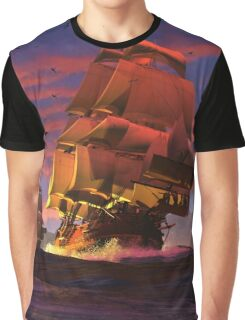 The Winds of Triton Graphic T-Shirt