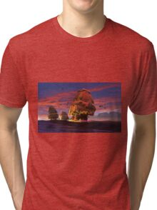 The Winds of Triton Tri-blend T-Shirt