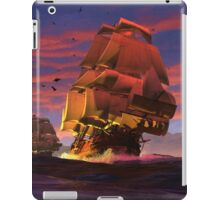 The Winds of Triton iPad Case/Skin