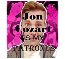 Jon Cozart is my Patronus Poster