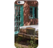 Out Back iPhone Case/Skin