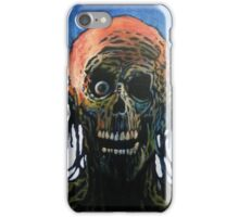 zombi iPhone Case/Skin