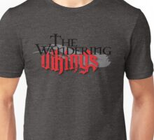 Wandering Vikings Podcast logo Merch Unisex T-Shirt