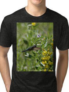 Double Enjoyment Tri-blend T-Shirt