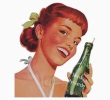 Smash Patriarchy - 1950s Feminist pinup ad  Baby Tee