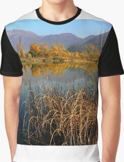 Torbiere del Sebino Graphic T-Shirt