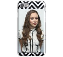 Alycia Debnam Carey  iPhone Case/Skin