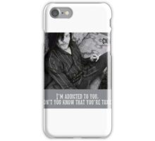 Toxic Reedus iPhone Case/Skin