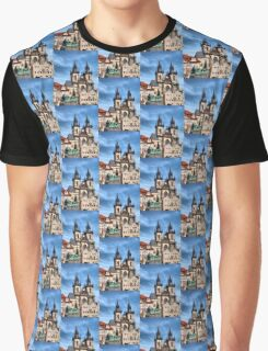 Two towers Graphic T-Shirt