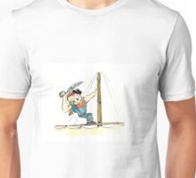 Sloth to the rescue! Unisex T-Shirt