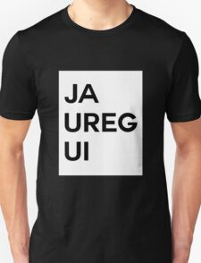 Jauregui white box T-Shirt