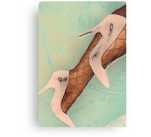 Kick Up Your Heels Canvas Print