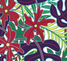 Tropical plant  Sticker
