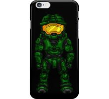 chibi chief iPhone Case/Skin