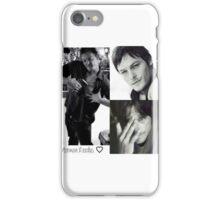 Norman Reedus Smile iPhone Case/Skin