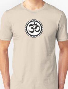 Yoga Ohm Sunflower Unisex T-Shirt