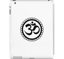 Yoga Ohm Sunflower iPad Case/Skin