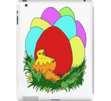 Eggs and Chick iPad Case/Skin