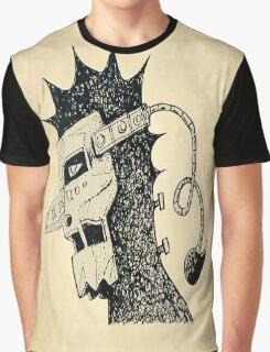 man iron mask Graphic T-Shirt