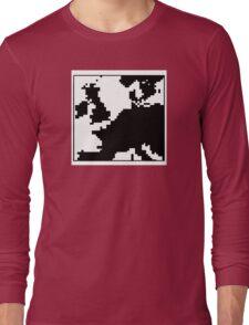 8-Bit Europe Long Sleeve T-Shirt