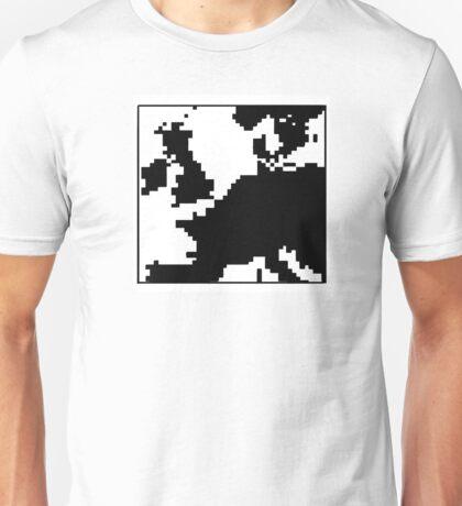 8-Bit Europe Unisex T-Shirt