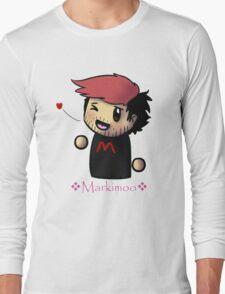 Markiplier - Red - Fan items! Long Sleeve T-Shirt